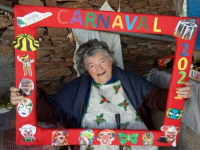 Casa do Povo de Cerdeira e Moura da Serra, I.P.S.S. – Cantinho do Carnaval e Moldura com Alegria…