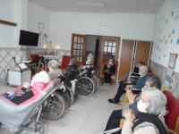 Casa do Povo de Cerdeira e Moura da Serra, I.P.S.S. – Dia Mundial da Oração, VChamadas e Legumes