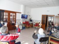 Casa do Povo de Cerdeira e Moura da Serra, I.P.S.S. – Ginástica, Legumes, VChamadas, Visitas e Artes Plásticas