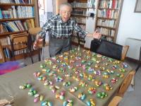 Casa do Povo de Cerdeira e Moura da Serra, I.P.S.S. – Simbolos e Lembranças da Páscoa 2021