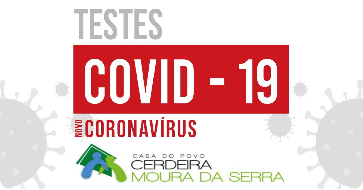 Casa do Povo de Cerdeira e Moura da Serra, I.P.S.S. – Testagem COVID-19 (Fev/Mar_2021)