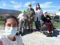 Casa do Povo de Cerdeira e Moura da Serra, I.P.S.S. – Dia Mundial da Atividade Física, Ginástica e Passeio