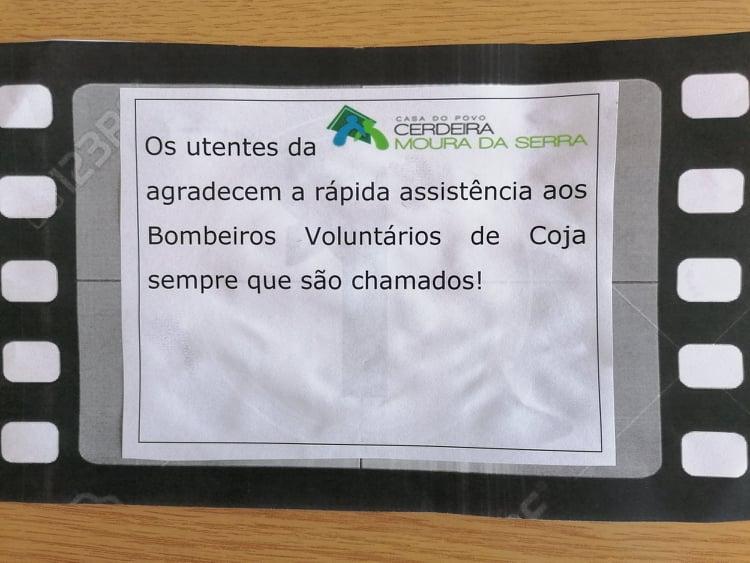 Casa do Povo de Cerdeira e Moura da Serra, I.P.S.S. – Dia Internacional do Bombeiro