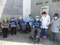 Casa do Povo de Cerdeira e Moura da Serra, I.P.S.S.- O nosso jardim, Legumes, Passeio e Aniversário